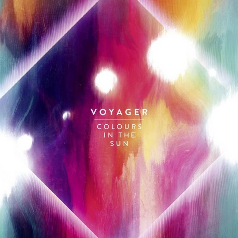 chronique Voyager - Colours In The Sun