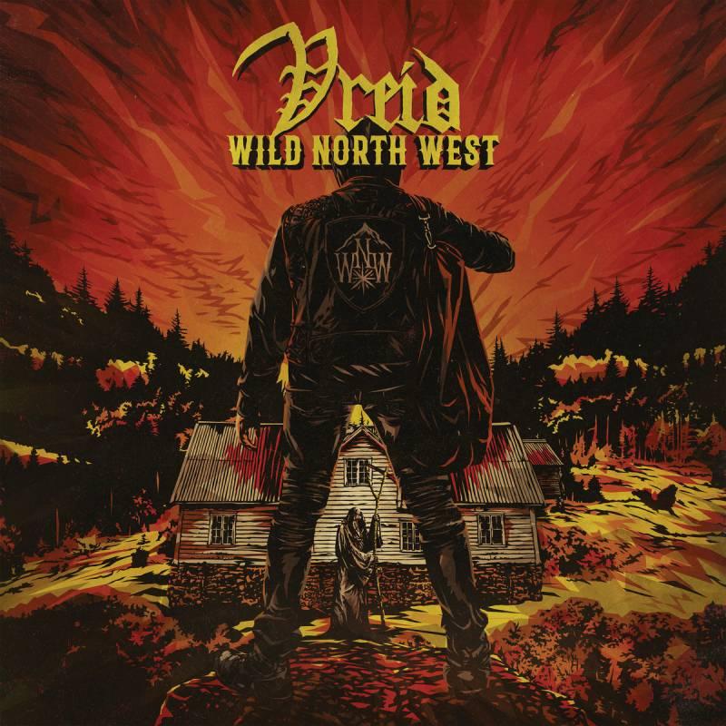 chronique Vreid - Wild North West