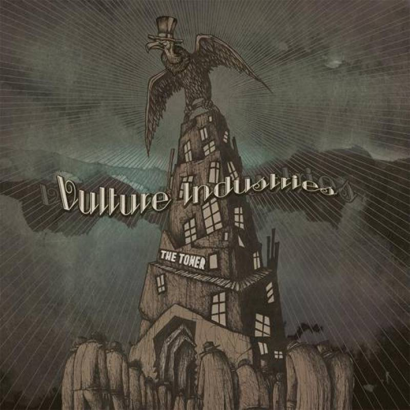chronique Vulture Industries - The Tower