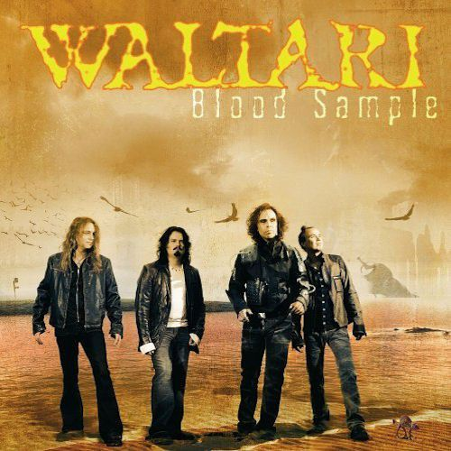 chronique Waltari - Blood Sample