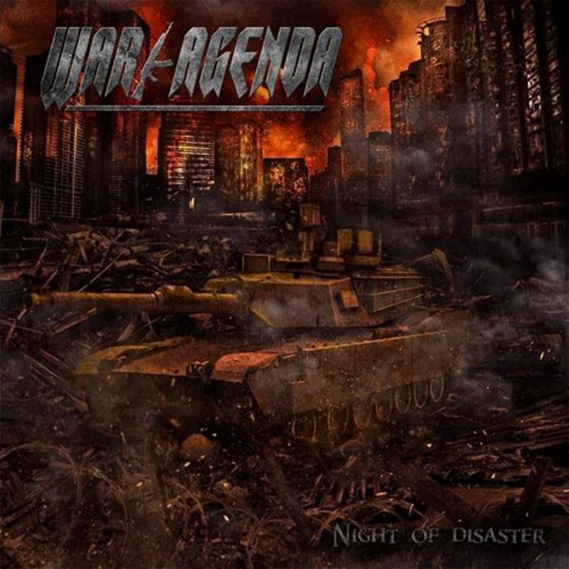 chronique War Agenda - Night of Disaster