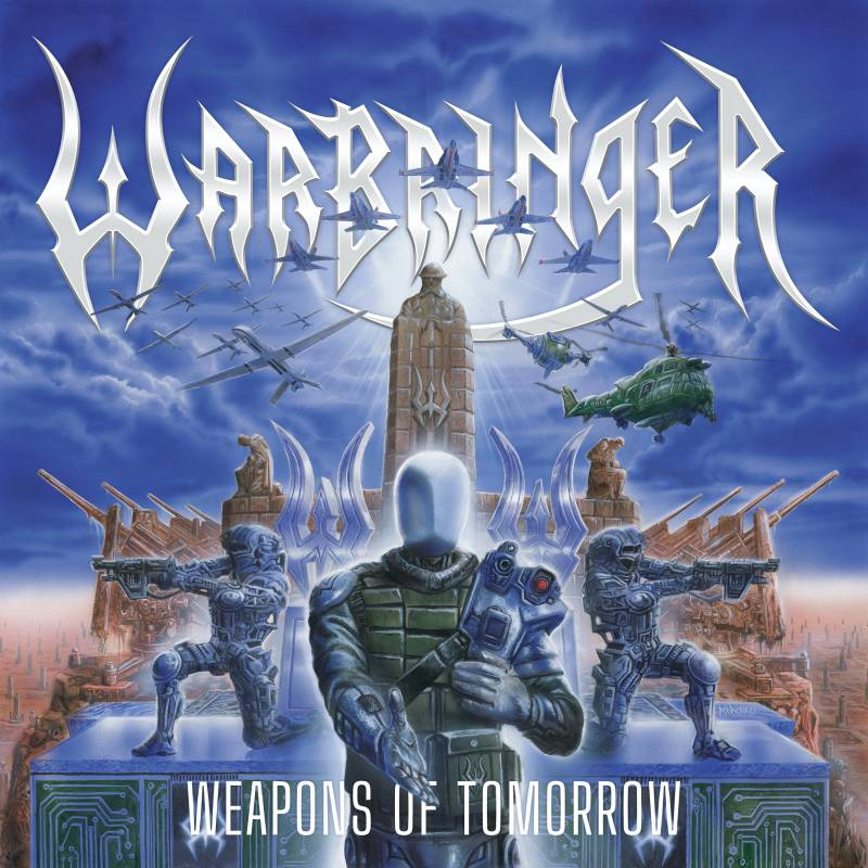 chronique Warbringer - Weapons of Tomorrow