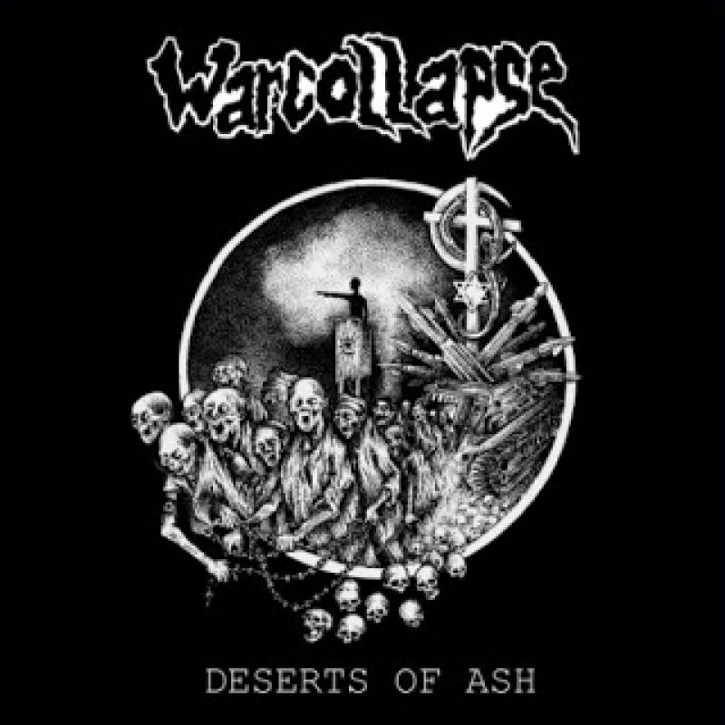 chronique Warcollapse - Deserts Of Ash
