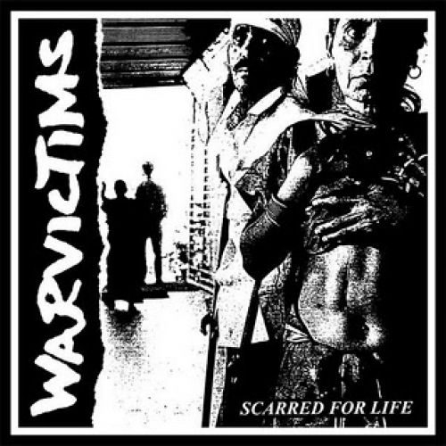 chronique Warvictims - Scarred For Life