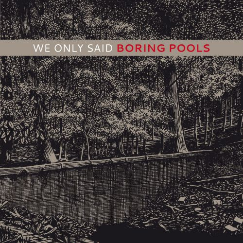 chronique We Only Said - Boring Pools
