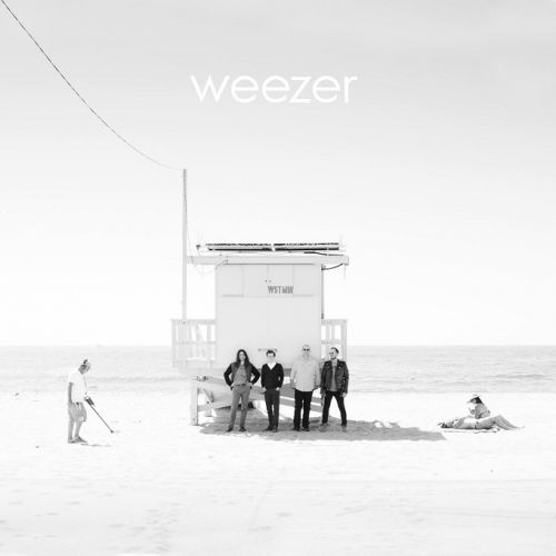 chronique Weezer - s/t (white album)