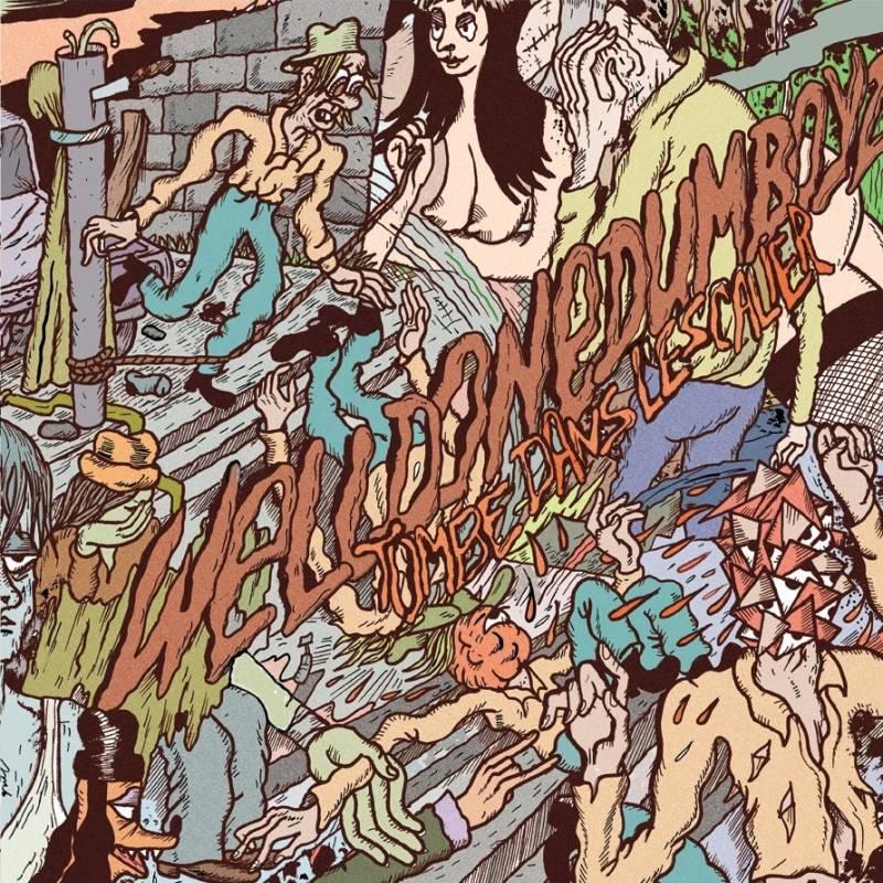 chronique Welldone Dumboyz - Tombé dans l'escalier