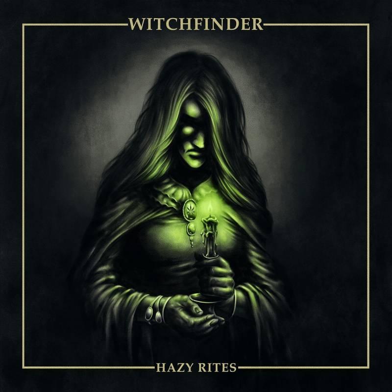 chronique Witchfinder - Hazy Rites (réédition)