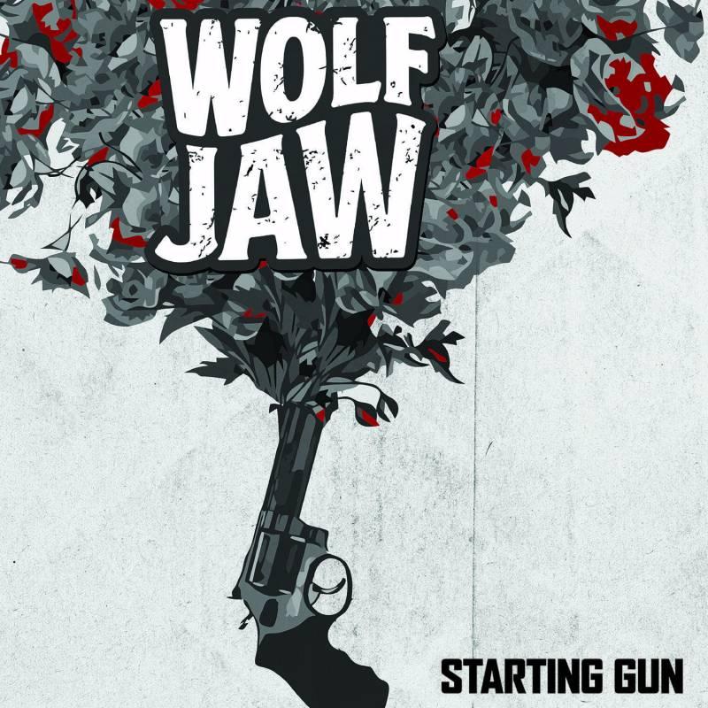 chronique Wolf Jaw - Starting Gun (réédition)