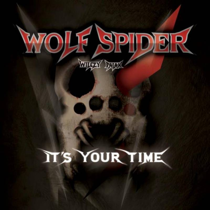 chronique Wolf Spider - It's Your Time