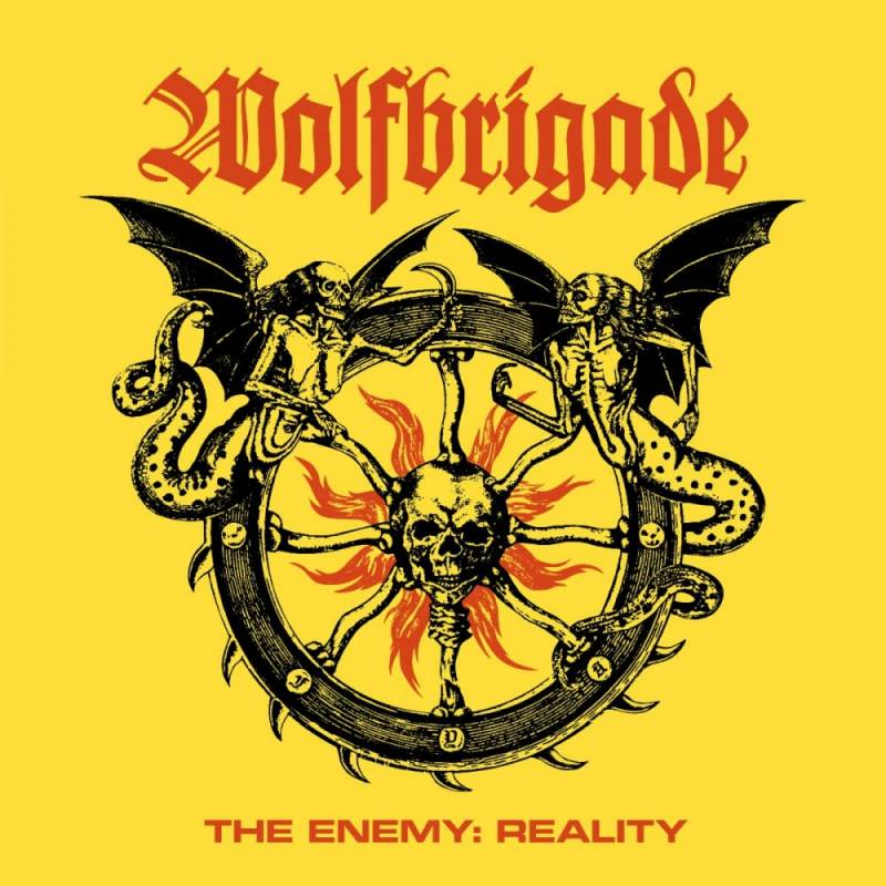 chronique Wolfbrigade - The Enemy: Reality