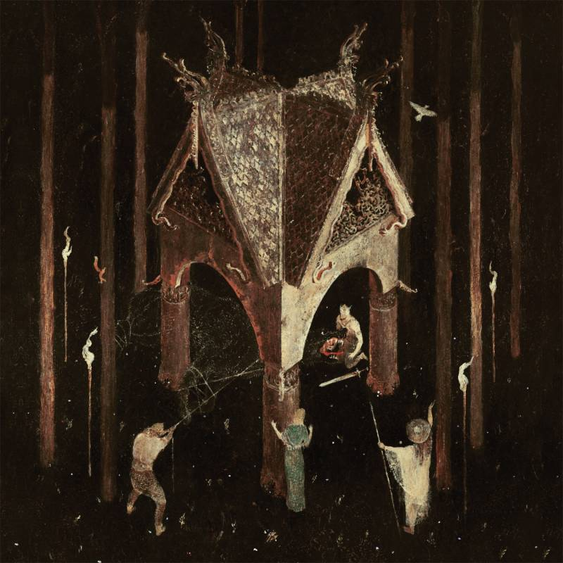 chronique Wolves In The Throne Room - Thrice Woven