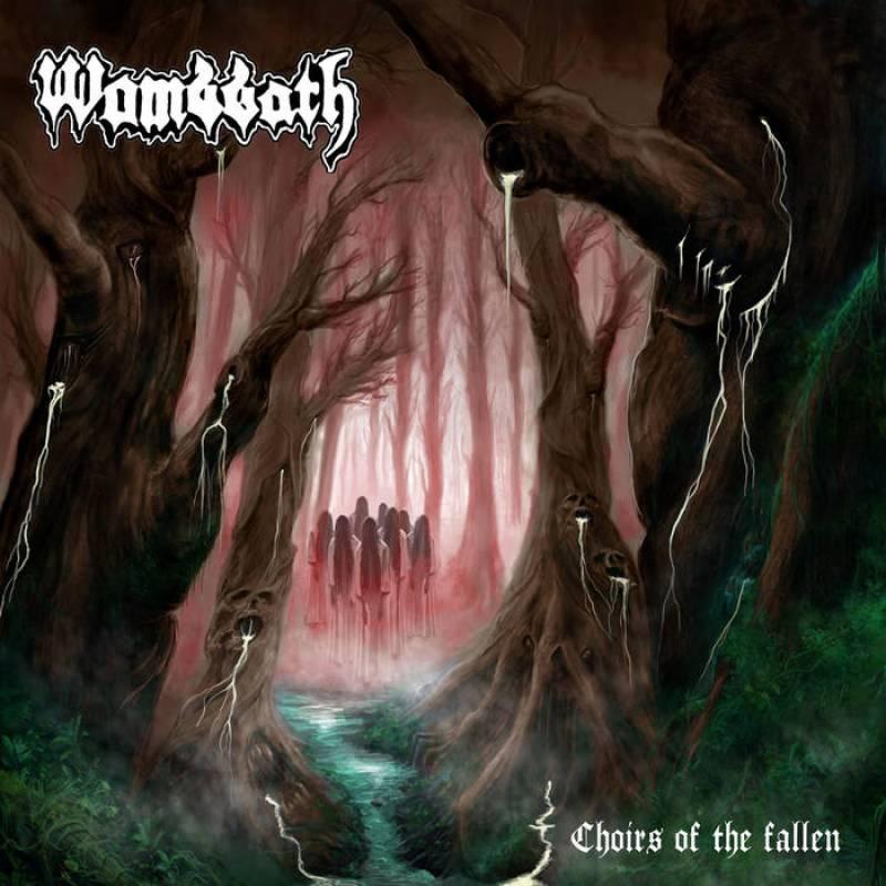 chronique Wombbath - Choirs of the Fallen