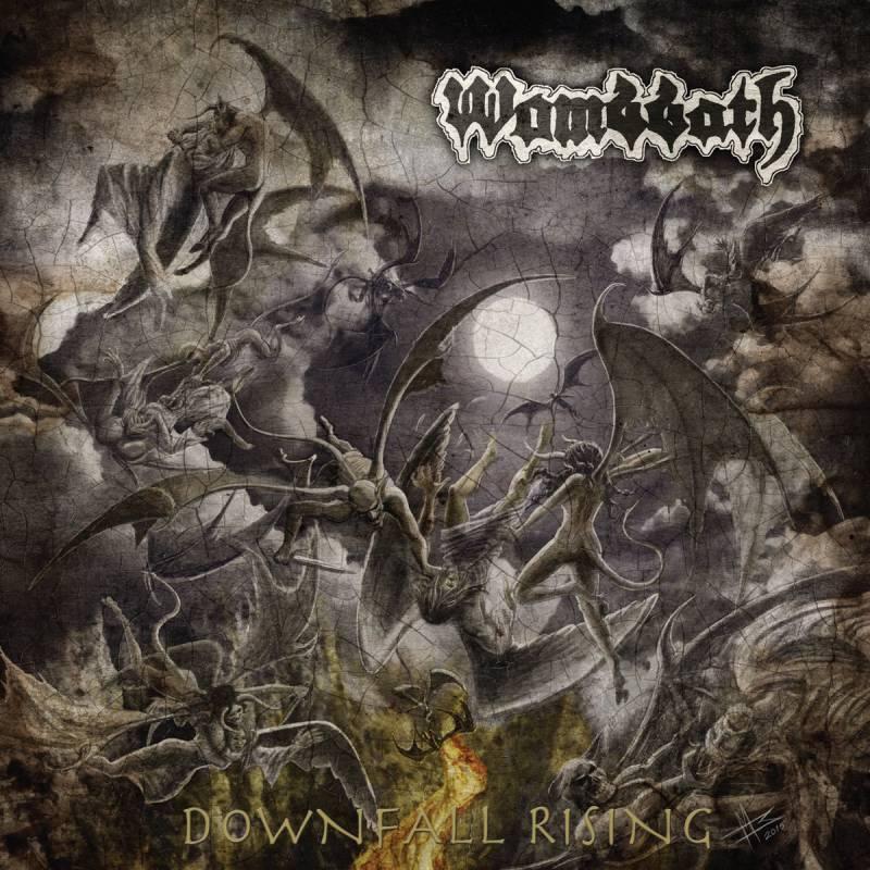 chronique Wombbath - Downfall Rising