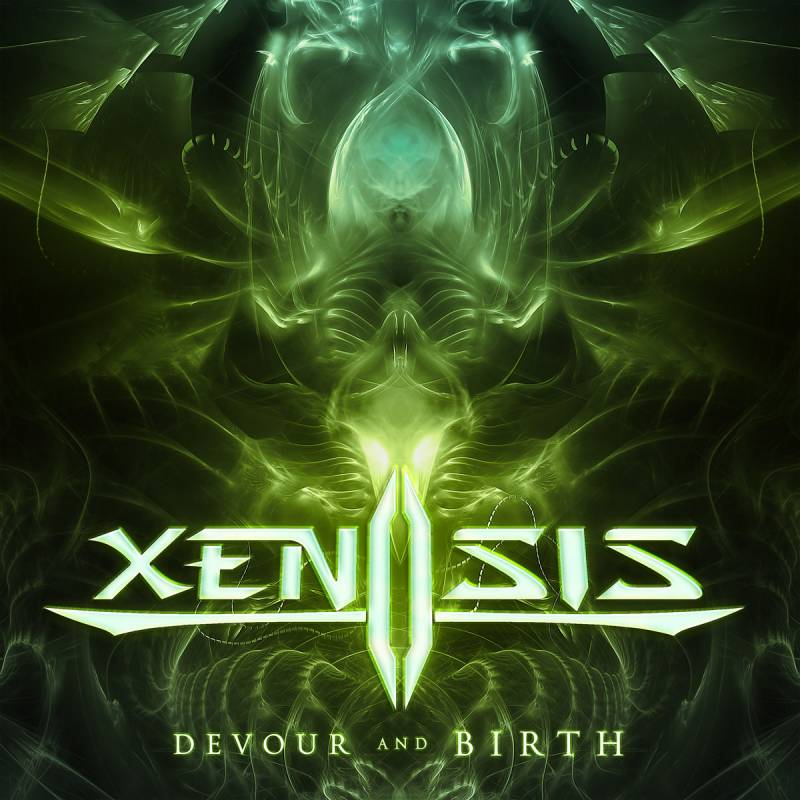 chronique Xenosis - Devour and Birth