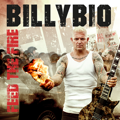Billybio - Feed The Fire  (chronique)