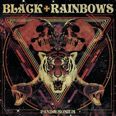 Black Rainbows - Pandaemonium (chronique)