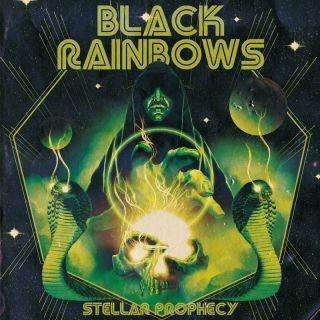 Black Rainbows - Stellar prophecy (chronique)