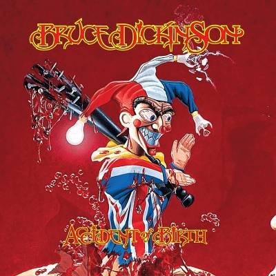 Bruce Dickinson - Accident of Birth (chronique)
