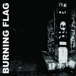 Burning Flag - s/t