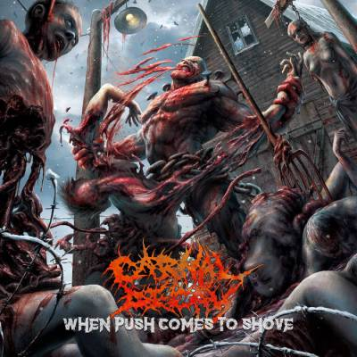 Carnal Decay - When push comes to shove