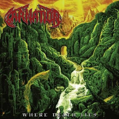 Carnation - Where Death Lies (chronique)