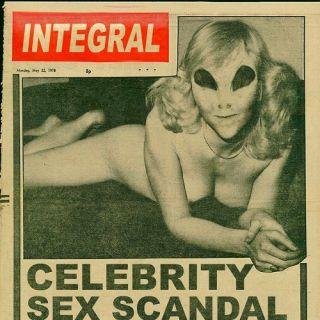 Celebrity Sex Scandal - Integral