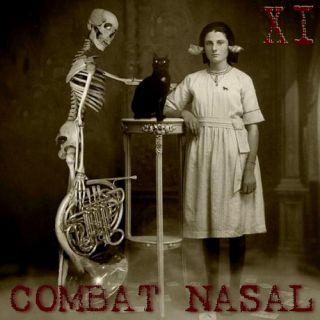 Compilation - Combat Nasal vol.11 (chronique)