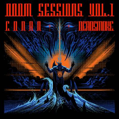 Conan + Deadsmoke - Doom Sessions Vol 1 (Chronique)