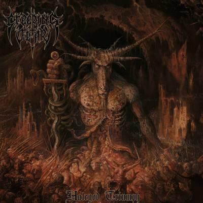Creeping Fear - Hategod Triumph (Chronique)