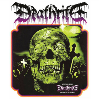 Deathrite - Where Evil Arises