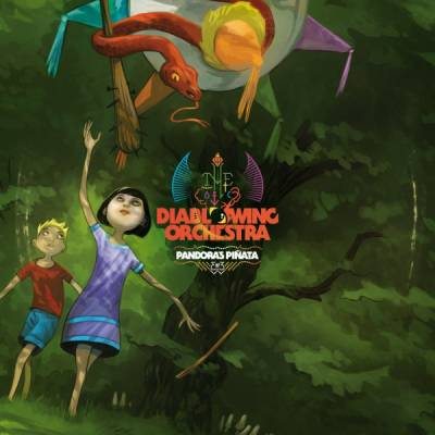 Diablo Swing Orchestra - Pandora's Piñata (chronique)