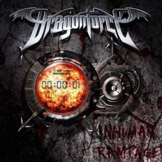 Dragonforce - Inhuman Rampage (chronique)