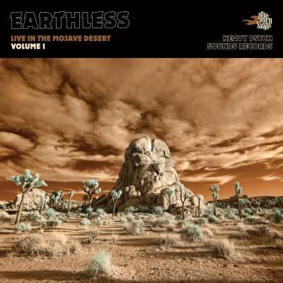 Earthless - Live in the Mojave Desert - Volume 1