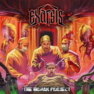Exarsis - The Human Project