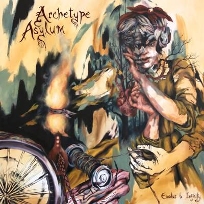 Exodus To Infinity - Archetype Asylum