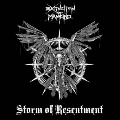 Extinction Of Mankind - Storm of Resentment (chronique)