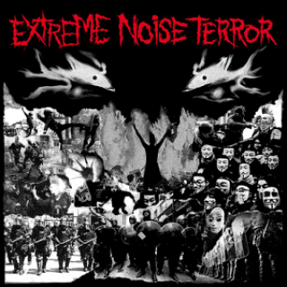 Extreme Noise Terror - S/t (chronique)