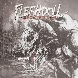 Fleshdoll - Blood Red District