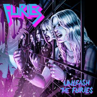 Furies - Unleash the Furies (chronique)