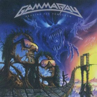 Gamma Ray - Heading for Tomorrow (réédition 25 ans)