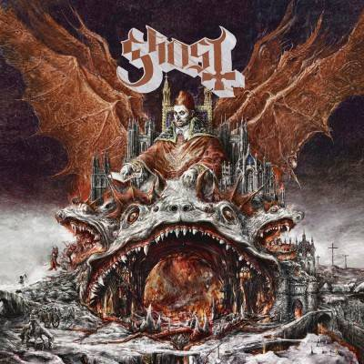 Ghost - Prequelle (Chronique)
