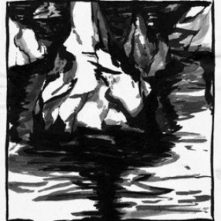 Grey Aura - Waerachtighe beschryvinghe van drie seylagien, ter werelt noyt soo vreemt ghehoort