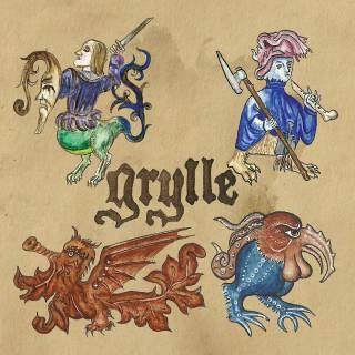 Grylle - Mondes Vermeils