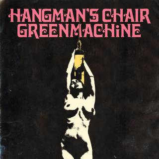 Hangman's Chair + Greenmachine - Split LP Hangman's Chair + Greenmachine