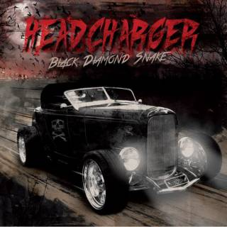 Headcharger - Black diamond snake (chronique)