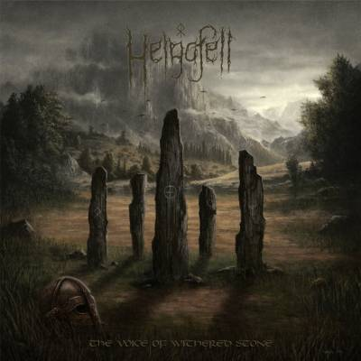 Helgafell - The Voice of Withered Stone (chronique)