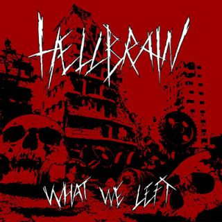 Hellbrain - What We Left