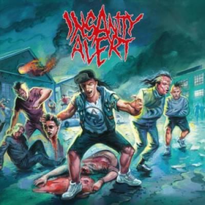 Insanity Alert - Insanity Alert (réédition) (chronique)