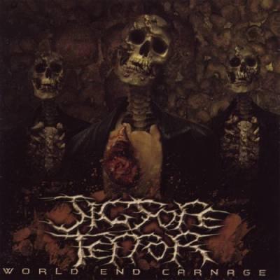 Jigsore Terror - World End Carnage (Chronique)